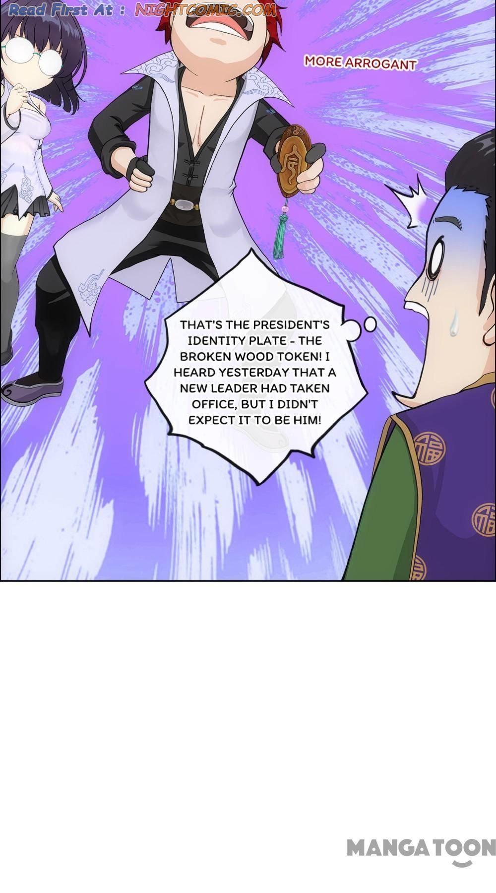 Demon God Chapter 207 page 3 - Mangakakalots.com