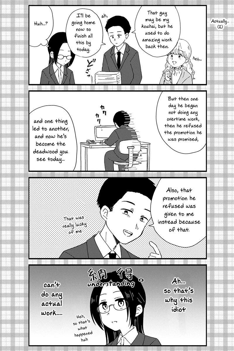 Kimoota, Idol Yarutteyo Chapter 43: Disgusting Otaku Is Worried page 11 - Mangakakalots.com