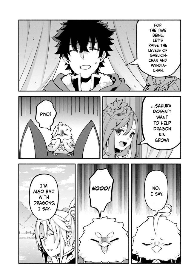 Yari No Yuusha No Yarinaoshi Chapter 40: Dragon Kin page 9 - Mangakakalots.com