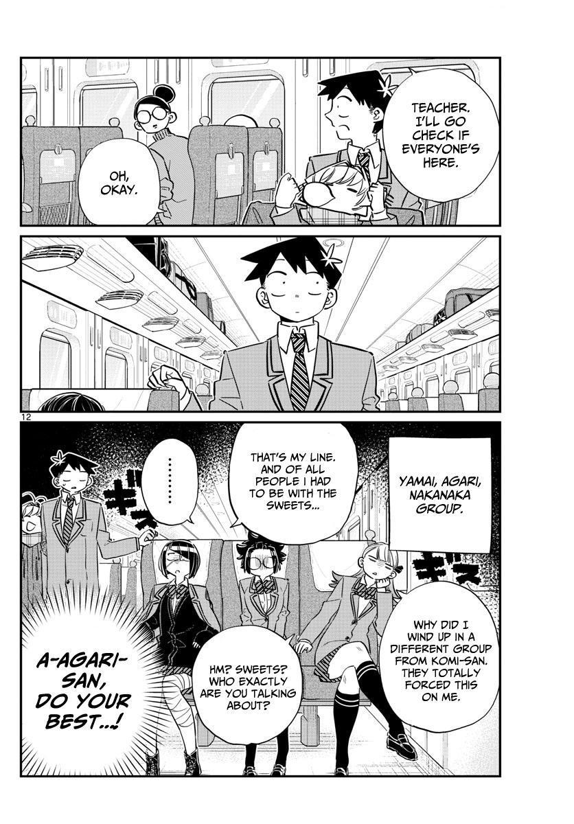 Komi-San Wa Komyushou Desu Vol.8 Chapter 104: The Field Trip page 5 - Mangakakalot