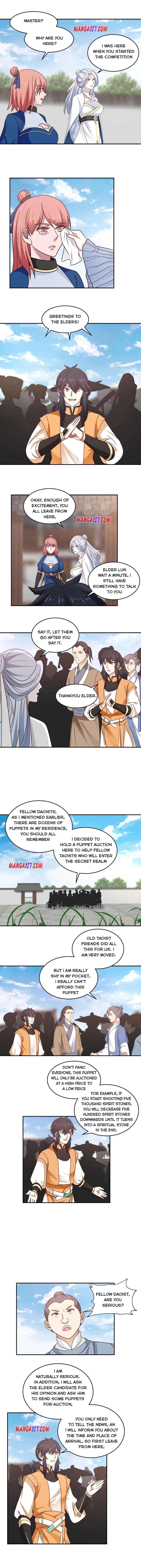 Chaos Alchemist Chapter 124 page 1 - Mangakakalots.com