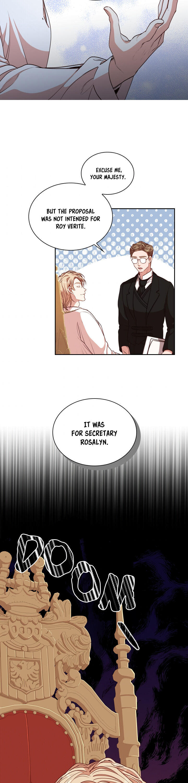 I Became The Tyrant'S Secretary Chapter 24 page 26 - Mangakakalots.com