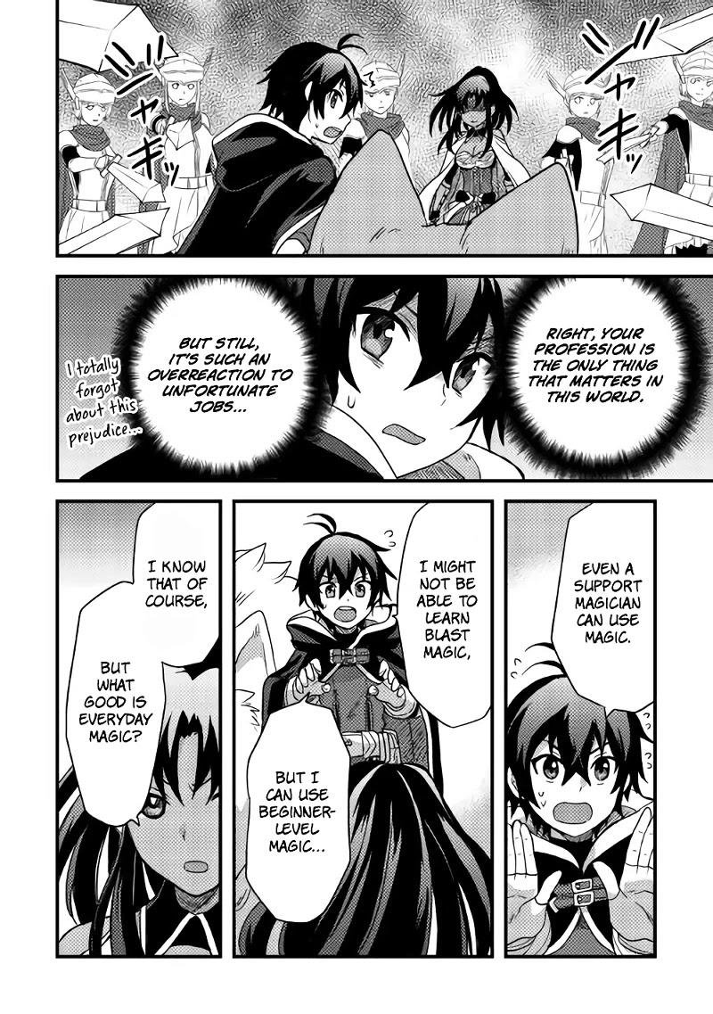 People Made Fun Of Me For Being Jobless But Its Not Bad At All Chapter 14 page 21 - Mangakakalots.com