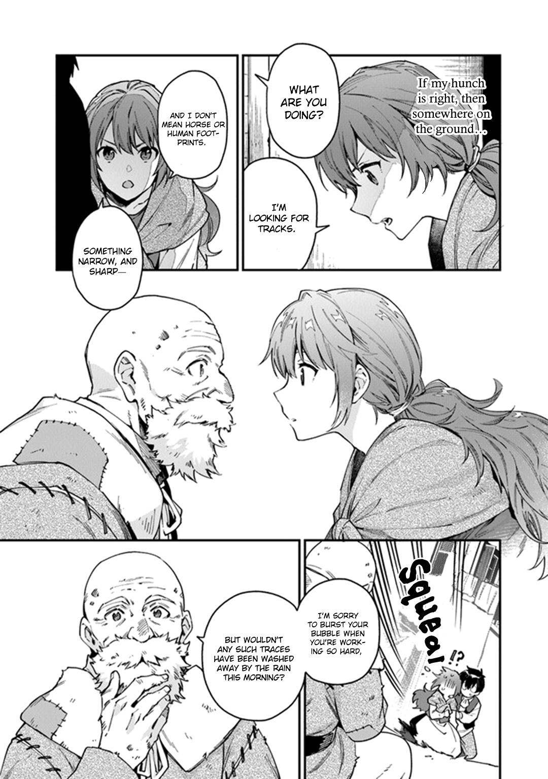 Please Don't Call Me Queen! Vol.2 Chapter 7: Political Marriage page 6 - Mangakakalots.com
