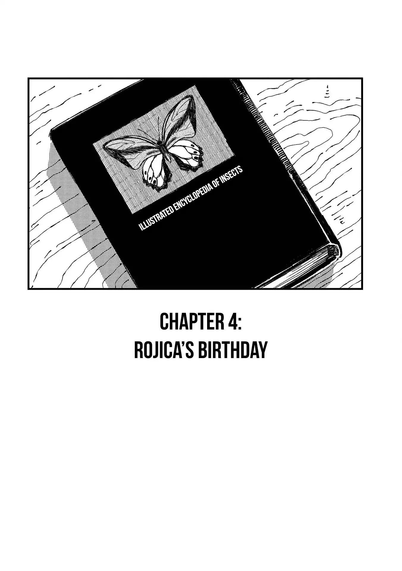 Rojica To Rakkasei Chapter 4: Rojica's Birthday page 2 - Mangakakalots.com