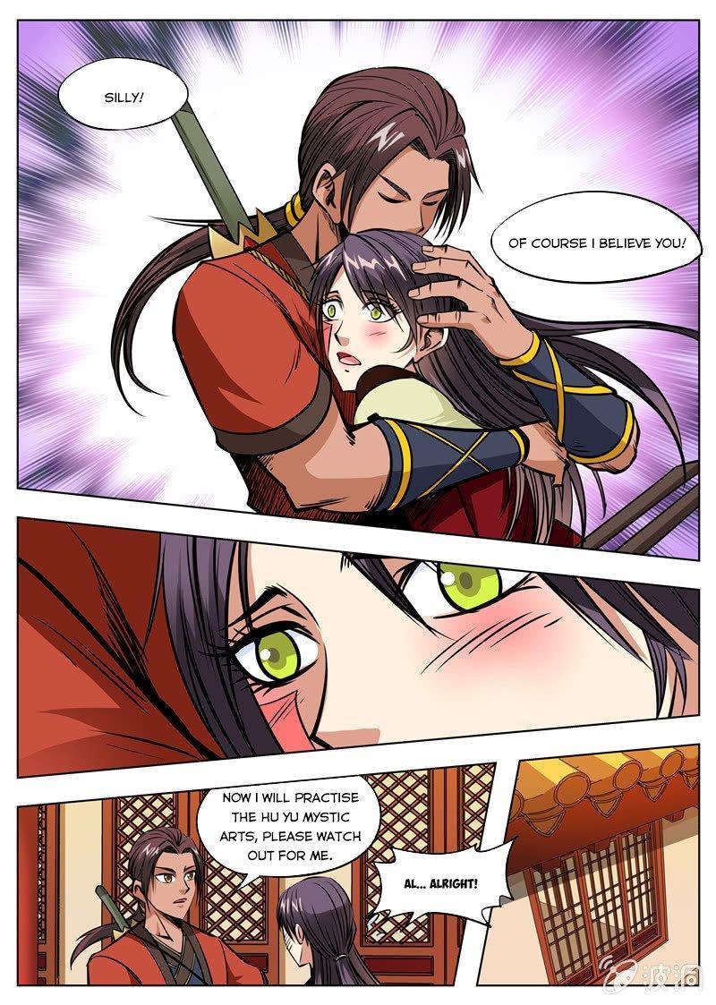 Greatest Sword Immortal Chapter 165.3 page 9 - Mangakakalots.com