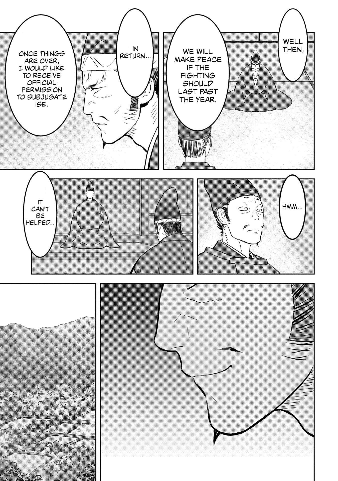 Sengoku Komachi Kurou Tan! Chapter 39 page 4 - Mangakakalots.com