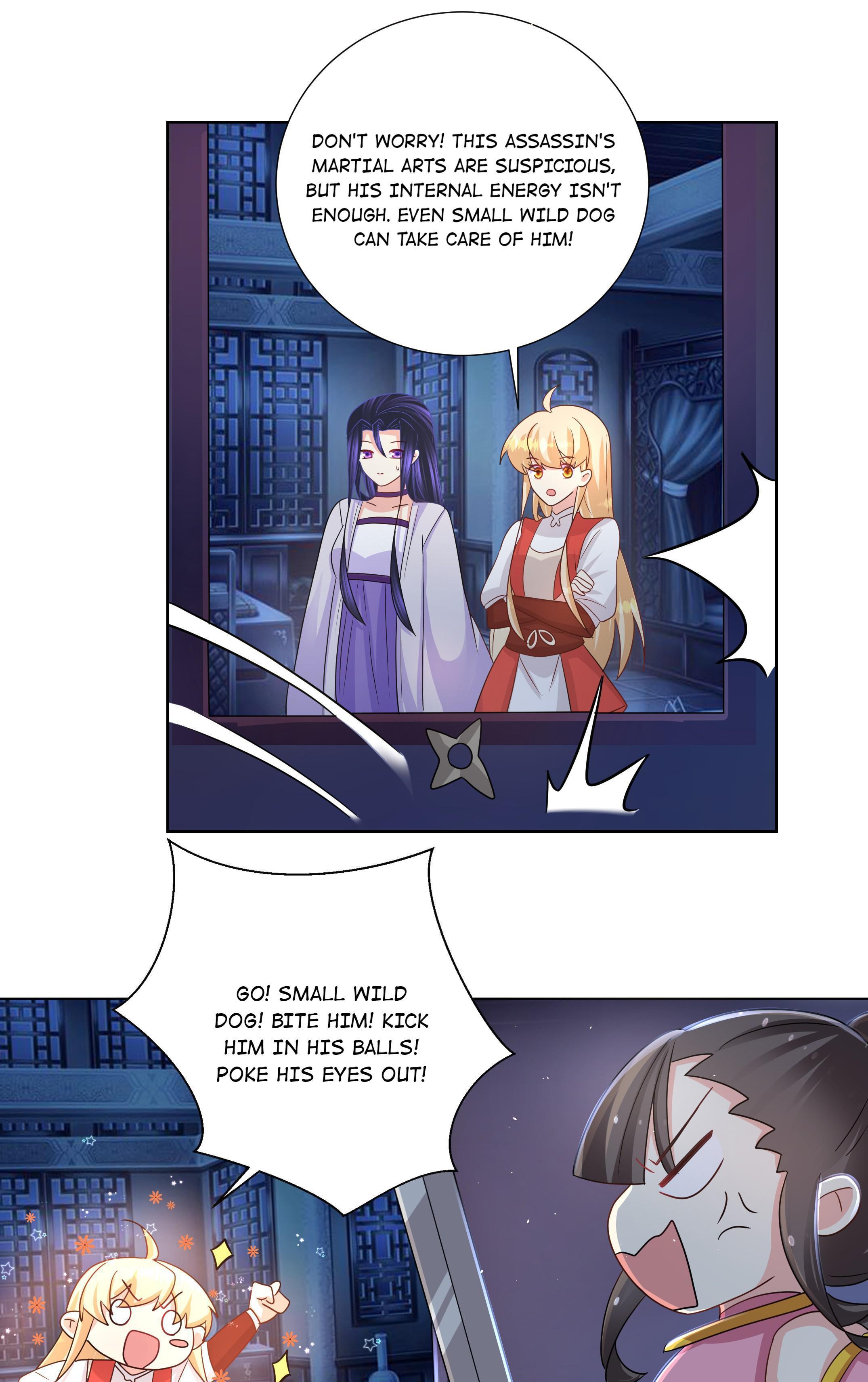 The Incapable Married Princess Chapter 31: Use Me Like A Dog? page 7 - Mangakakalots.com