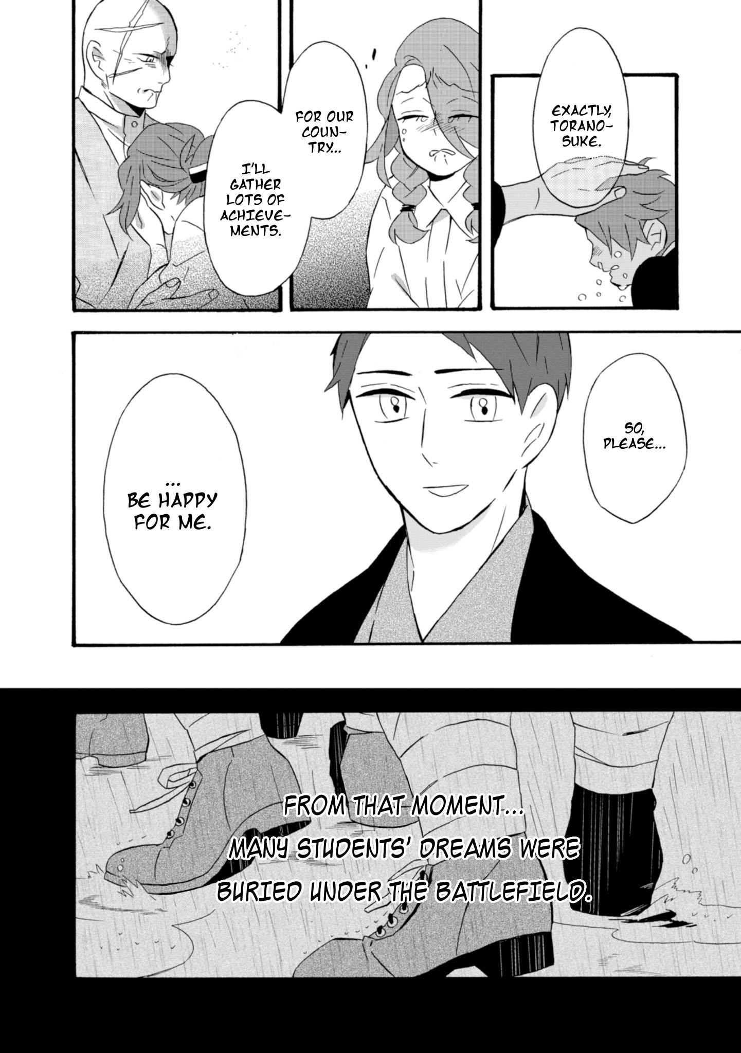 Will You Marry Me Again If You Are Reborn? Vol.4 Chapter 19: A Dream Gone Halfway page 19 - Mangakakalots.com