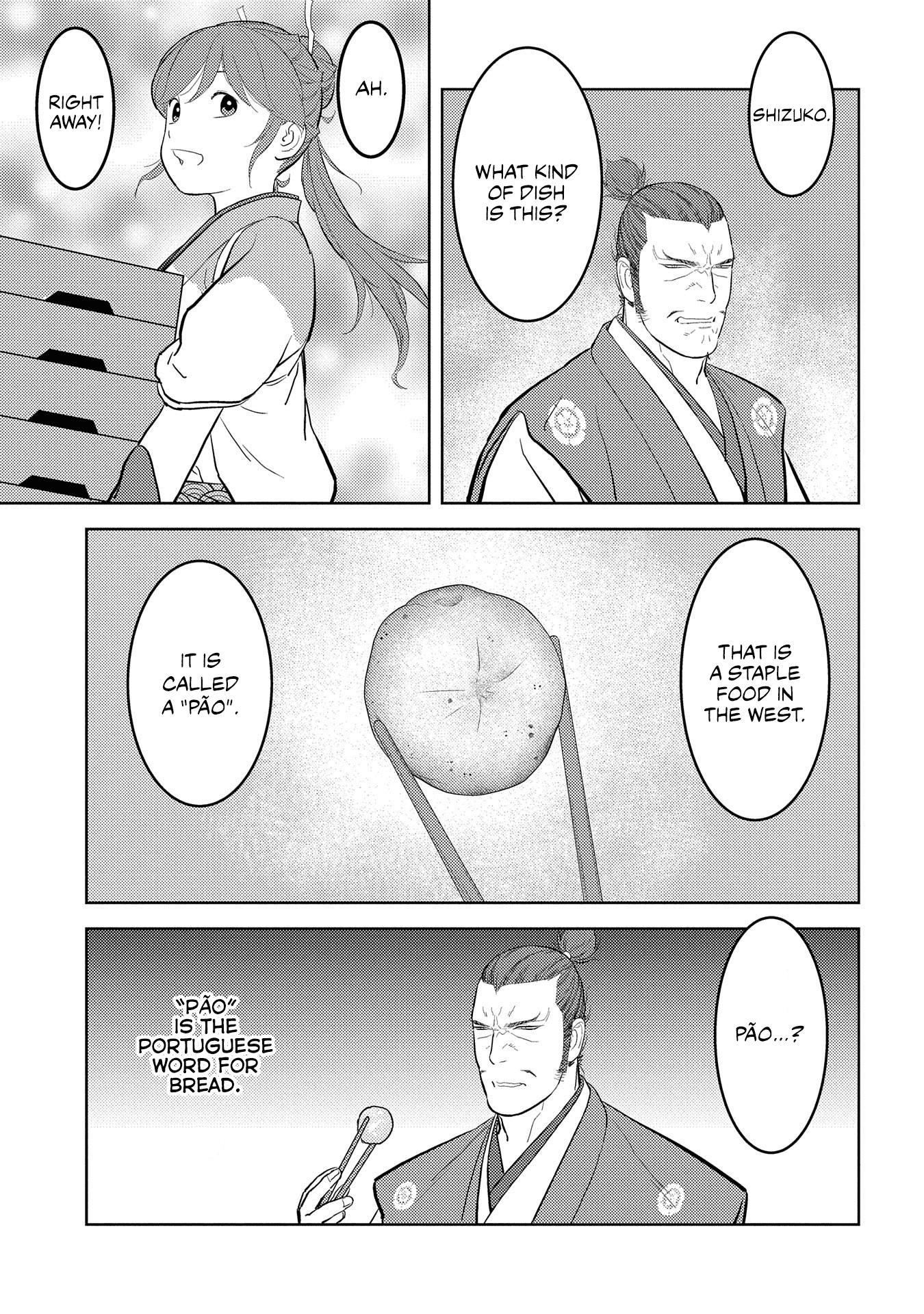 Sengoku Komachi Kurou Tan! Chapter 40 page 11 - Mangakakalots.com