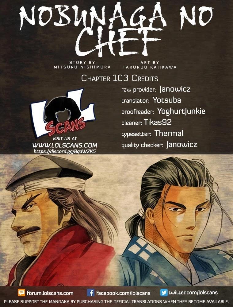 Nobunaga No Chef Chapter 103: The Conger Eel Of Midwinter page 2 - Mangakakalots.com