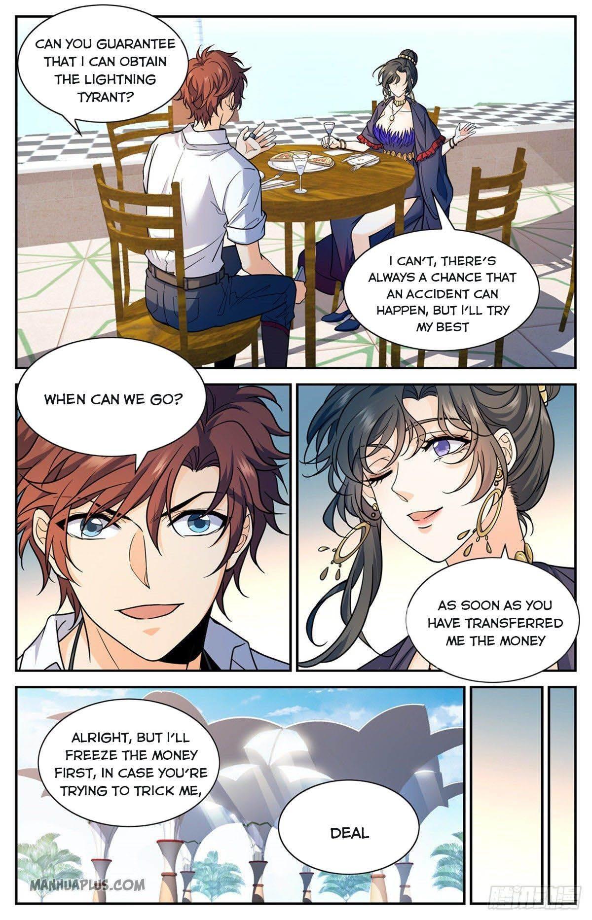 Versatile Mage Chapter 673 page 2 - Mangakakalots.com
