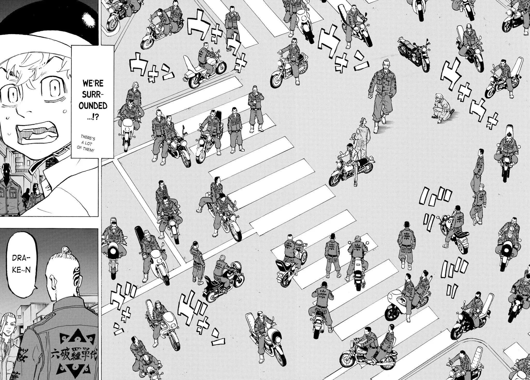 Tokyo Manji Revengers Chapter 210: Face The Music page 16 - Mangakakalots.com
