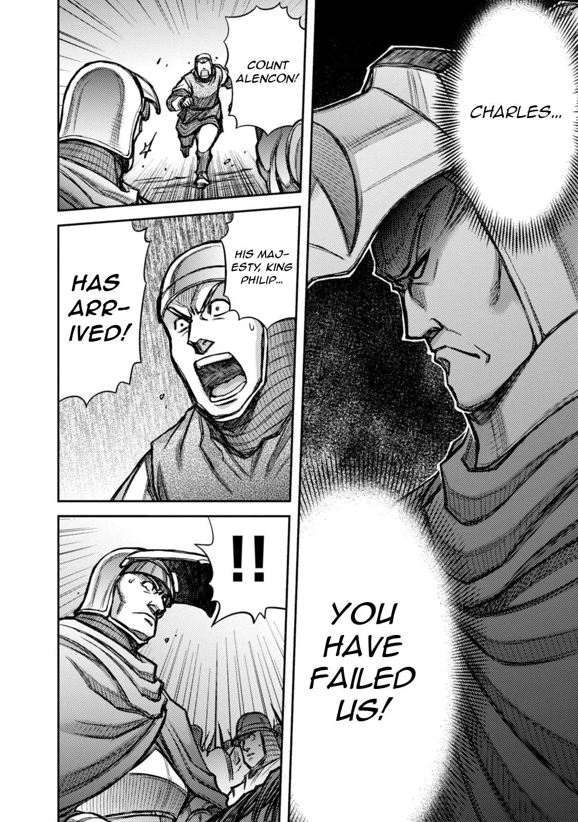 Hawkwood Chapter 45: All-Out Attack page 8 - Mangakakalots.com