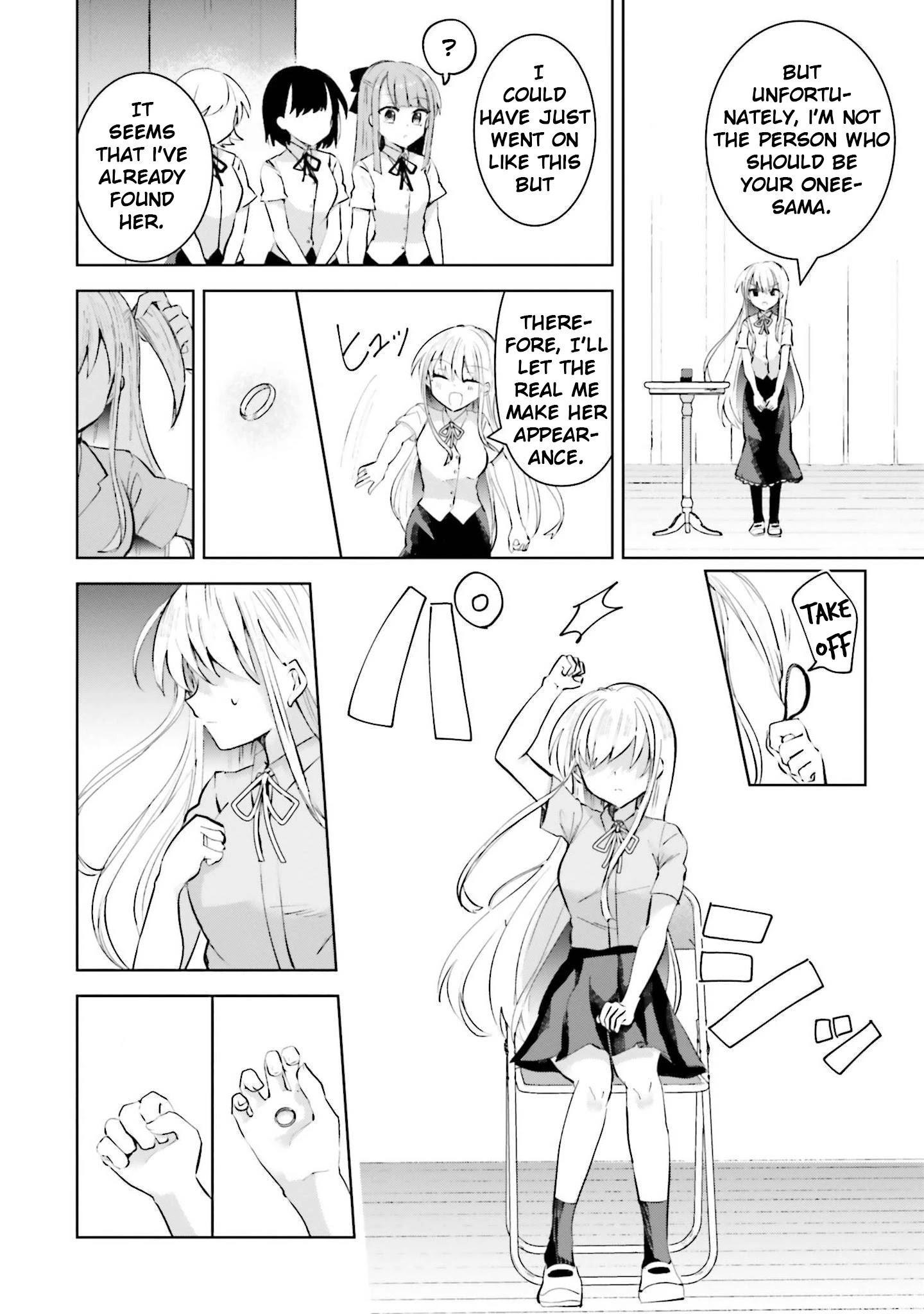 Kinsei No Reveal Chapter 14 page 4 - Mangakakalots.com