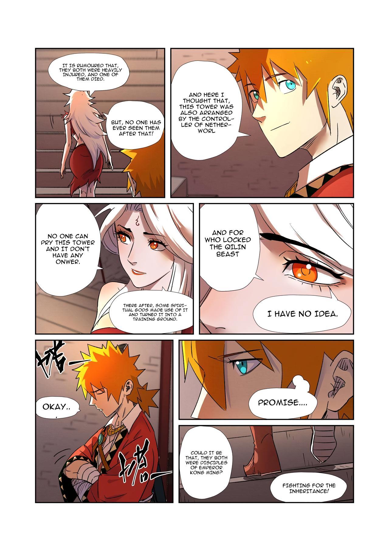 Tales Of Demons And Gods Chapter 281 page 11 - Mangakakalots.com