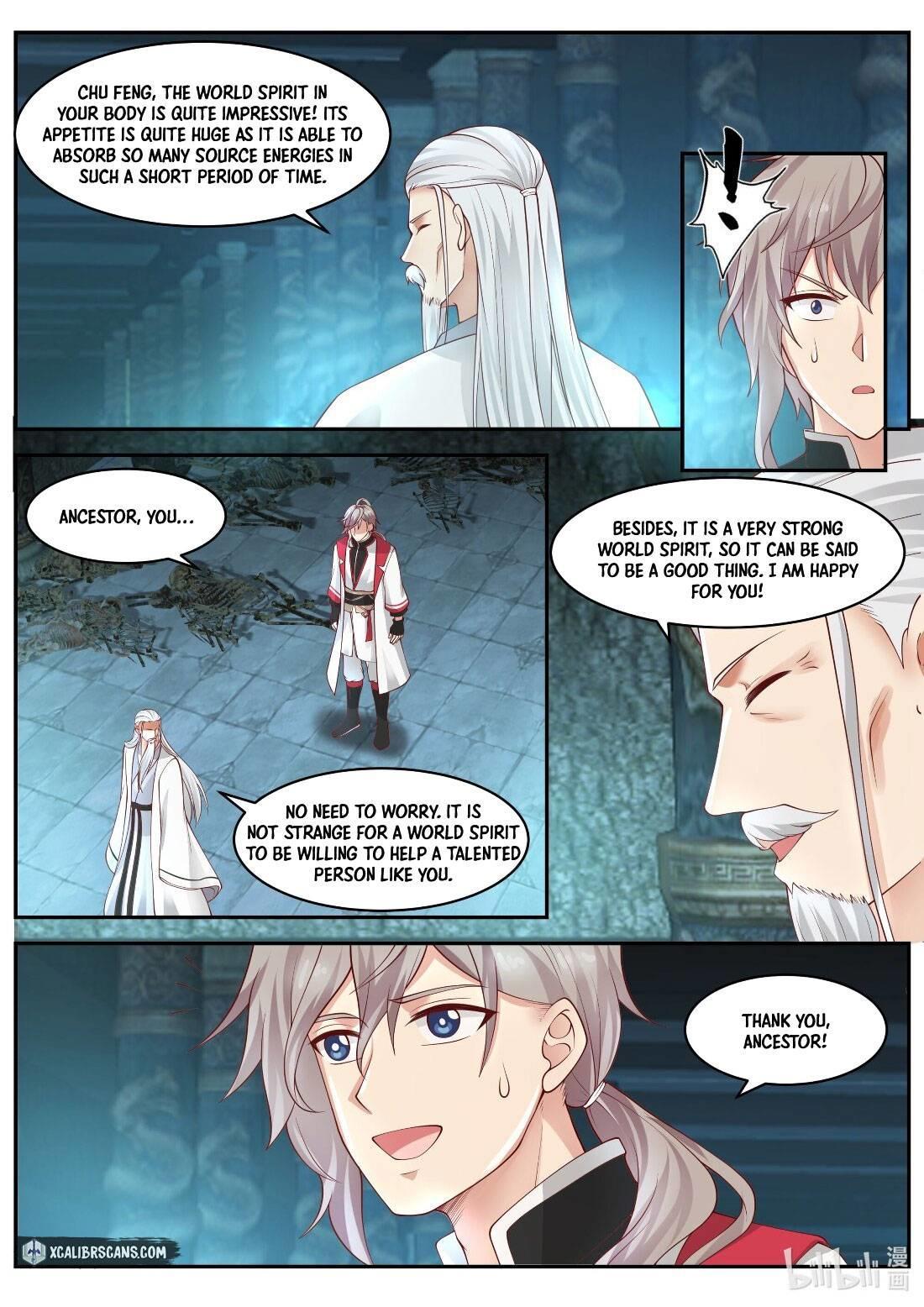 Martial God Asura Chapter 227 page 4 - Mangakakalots.com