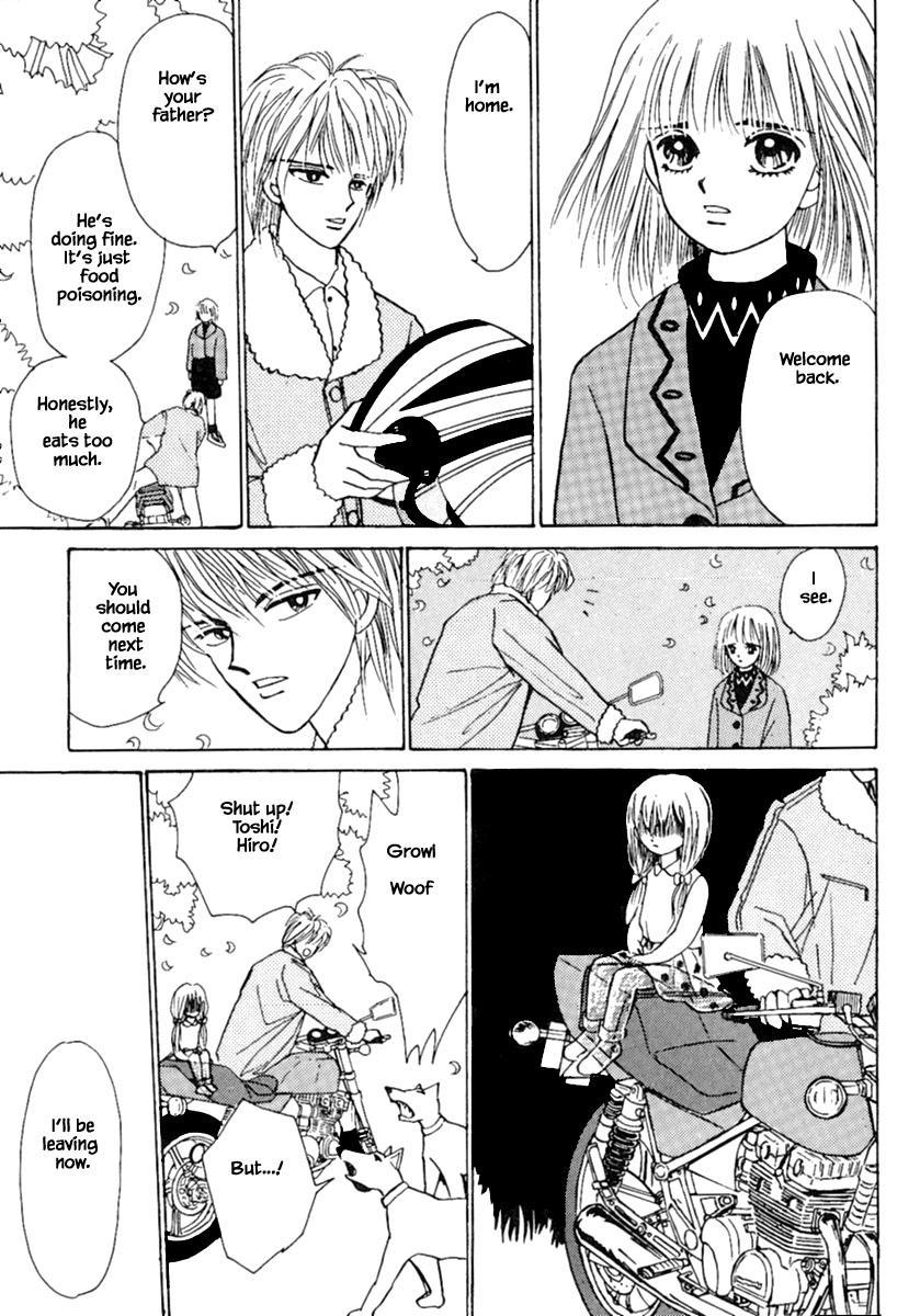 Shi To Kanojo To Boku Chapter 7.2 page 26 - Mangakakalots.com