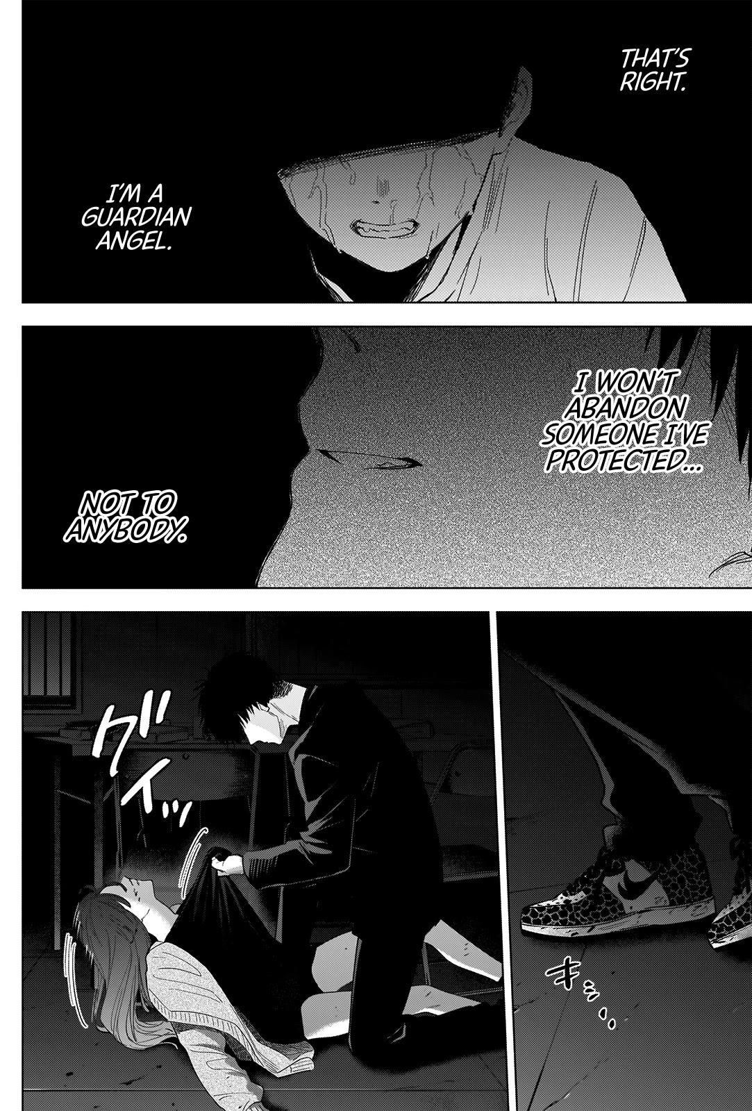Boy's Abyss Chapter 65: Moonlight page 17 - Mangakakalots.com