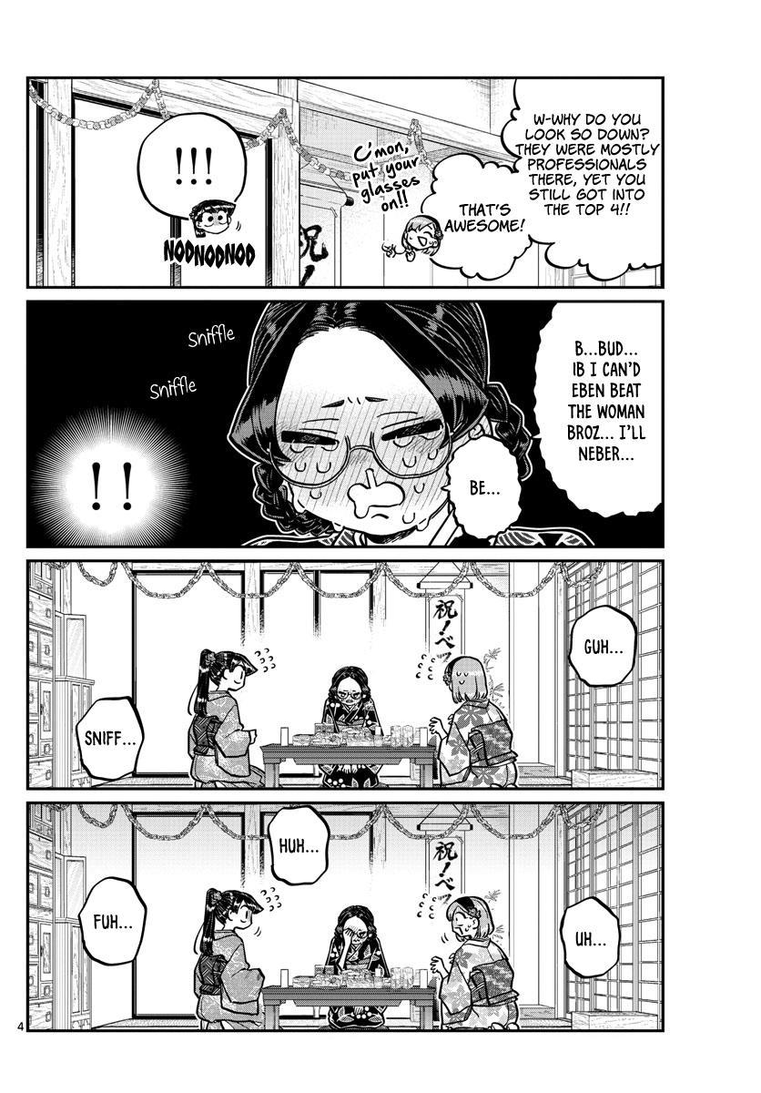 Komi-San Wa Komyushou Desu Chapter 245: Lateral Love Stories page 4 - Mangakakalot