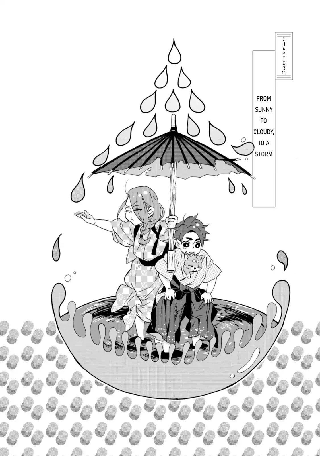 Will You Marry Me Again If You Are Reborn? Vol.2 Chapter 10: From Sunny To Cloudy To A Storm page 4 - Mangakakalots.com