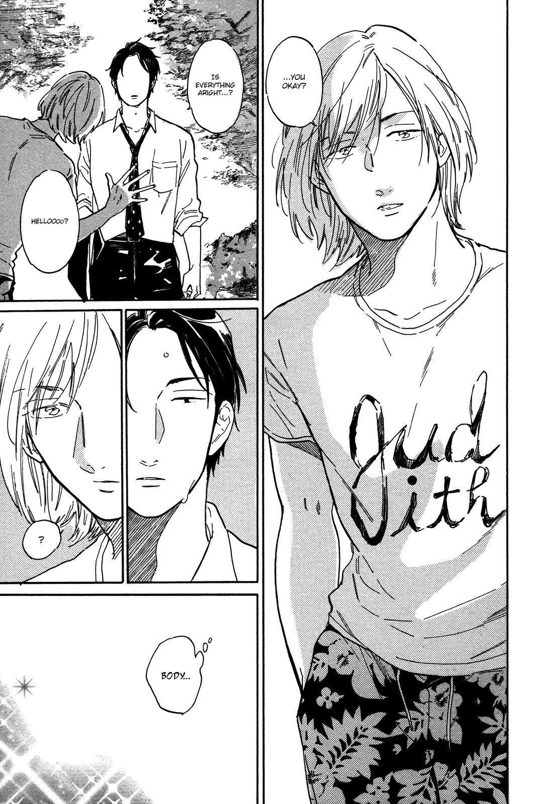 Stay Gold (Hideyoshico) Chapter 19 page 22 - Mangakakalots.com