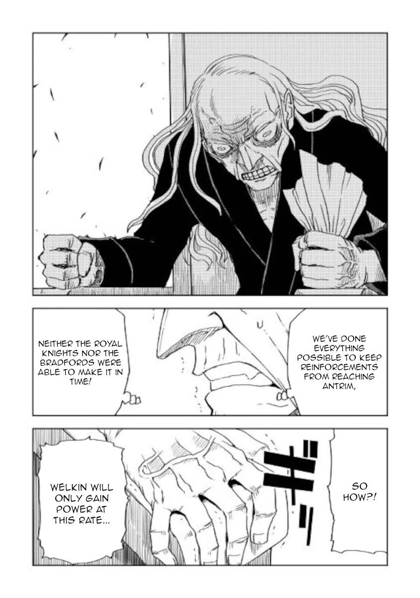 Isekai Tensei Soudouki Chapter 69: Receiving Notice page 13 - Mangakakalot