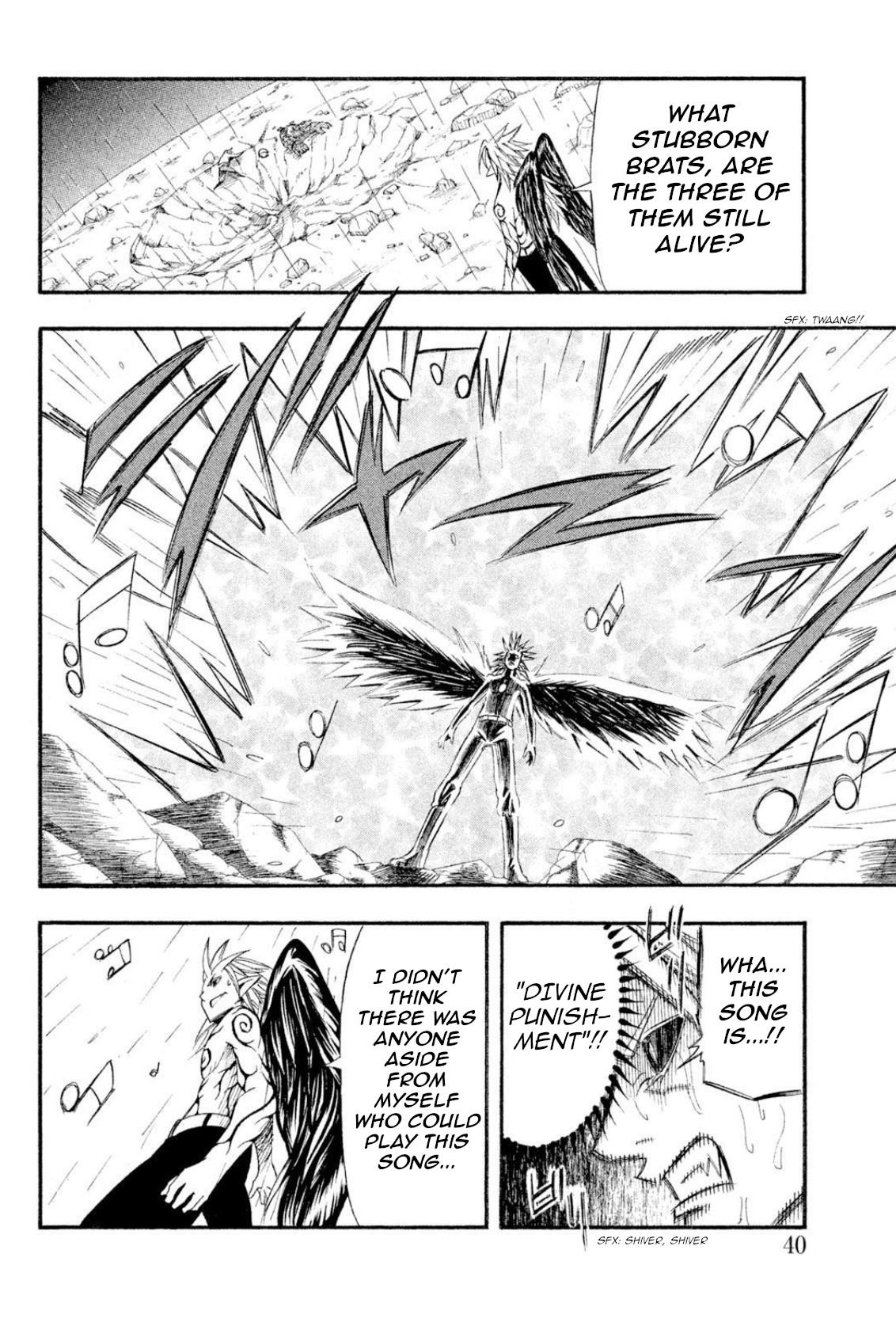 Buster Keel! Chapter 44: Shadowy Soloist (Part 2) page 40 - Mangakakalots.com
