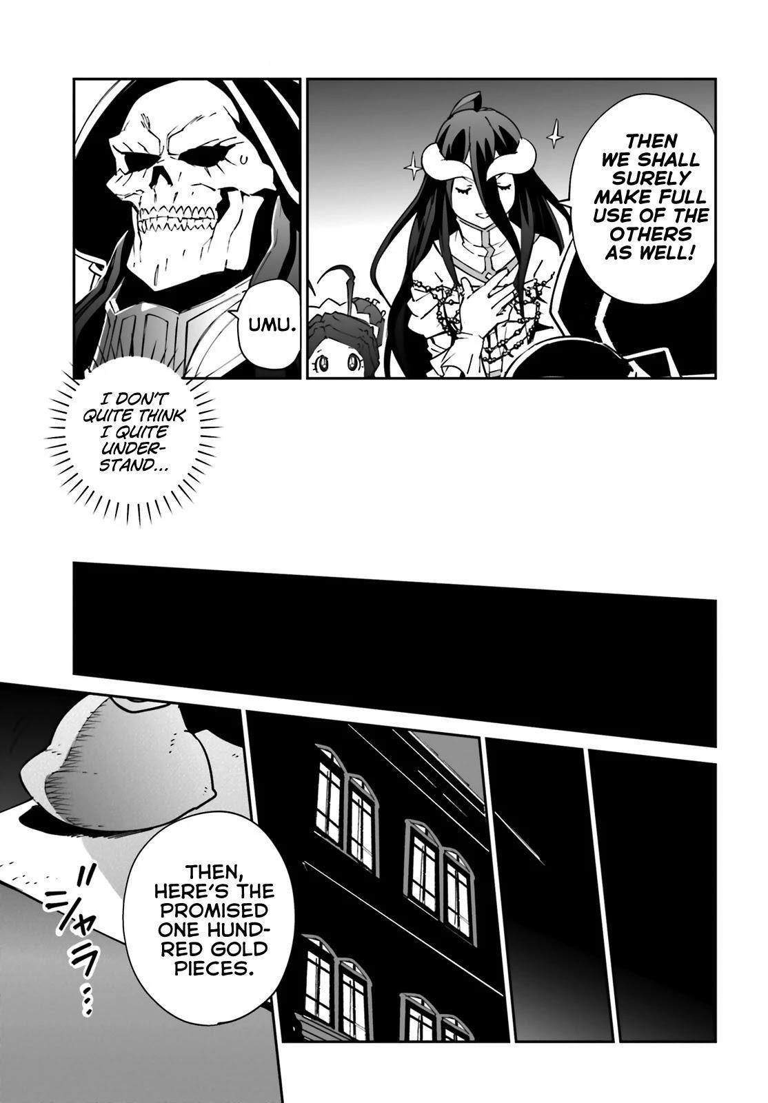 Overlord Chapter 66 page 29 - Mangakakalots.com
