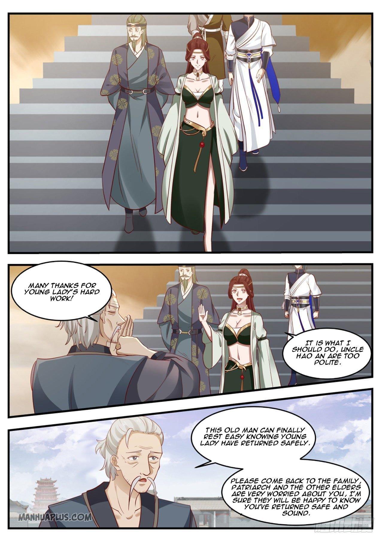 Martial Peak Chapter 986 page 2 - Mangakakalots.com