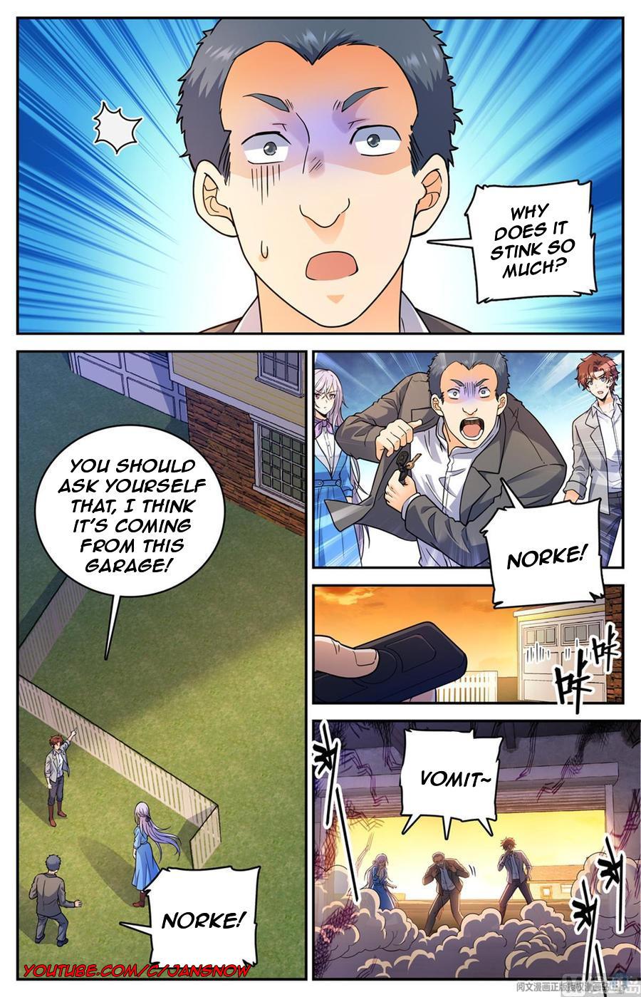 Versatile Mage Chapter 645 page 2 - Mangakakalots.com