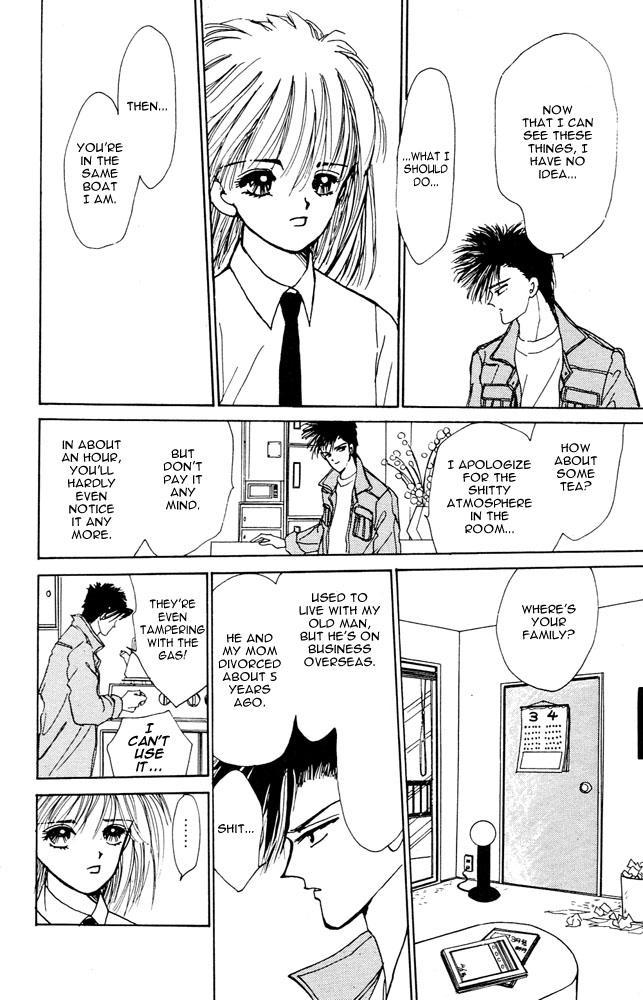 Shi To Kanojo To Boku Chapter 3 V2 : I Can See... Death page 21 - Mangakakalots.com