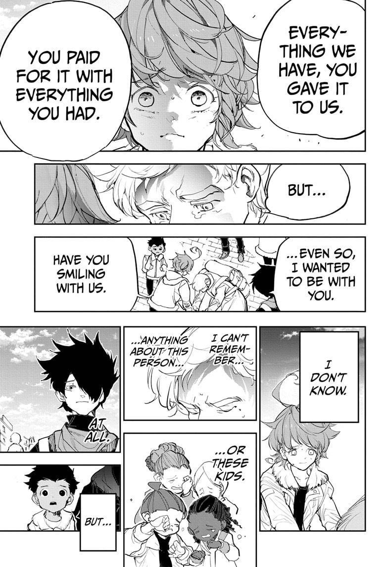Yakusoku No Neverland Chapter 181 page 23 - Mangakakalot