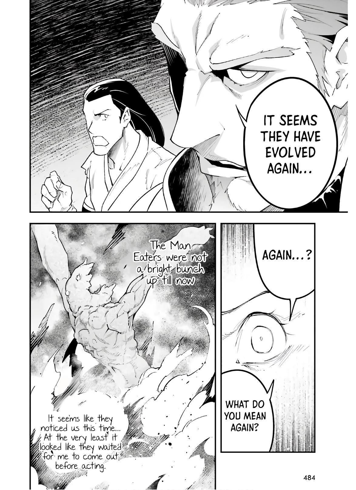 Lv999 No Murabito Chapter 47.2 page 10 - Mangakakalots.com