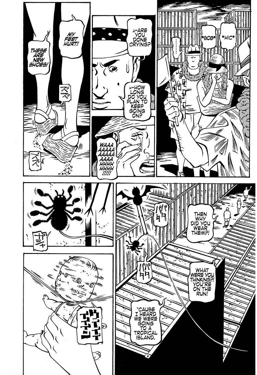 Deathco Chapter 7 : Paradise Tour 2 page 18 - Mangakakalots.com