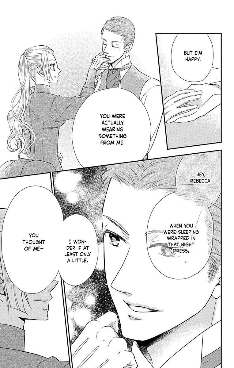 Kuro Hakushaku Wa Hoshi O Mederu Chapter 40.5 page 8 - Mangakakalots.com