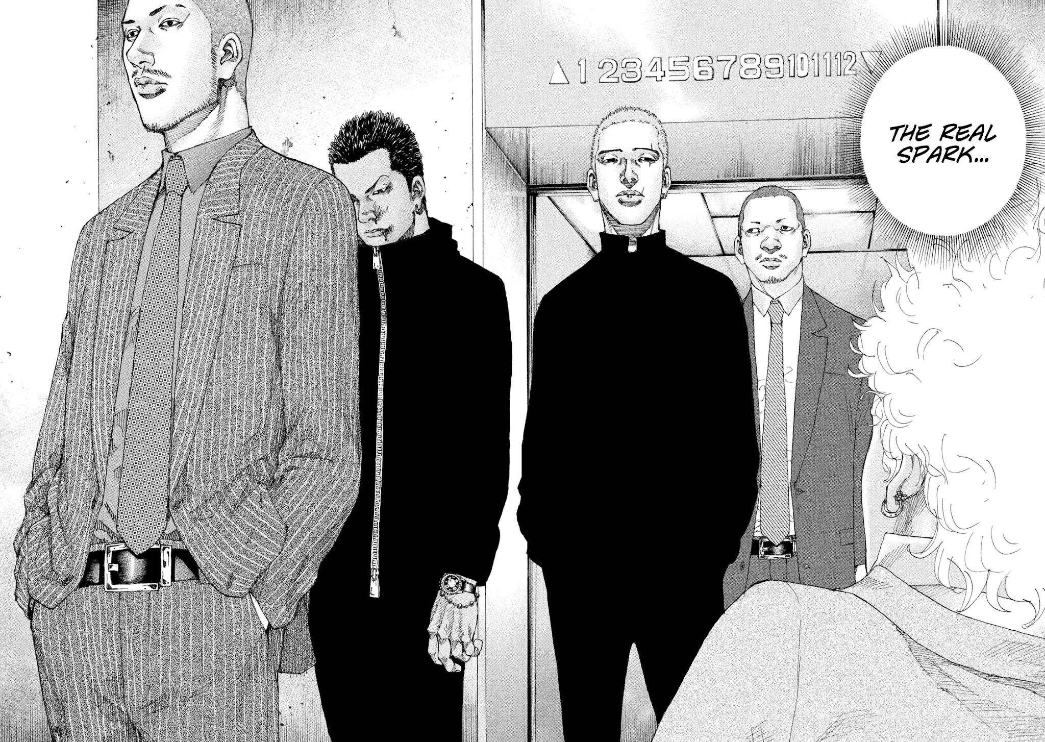 Shinjuku Swan Chapter 213: Decoy page 19 - Mangakakalots.com