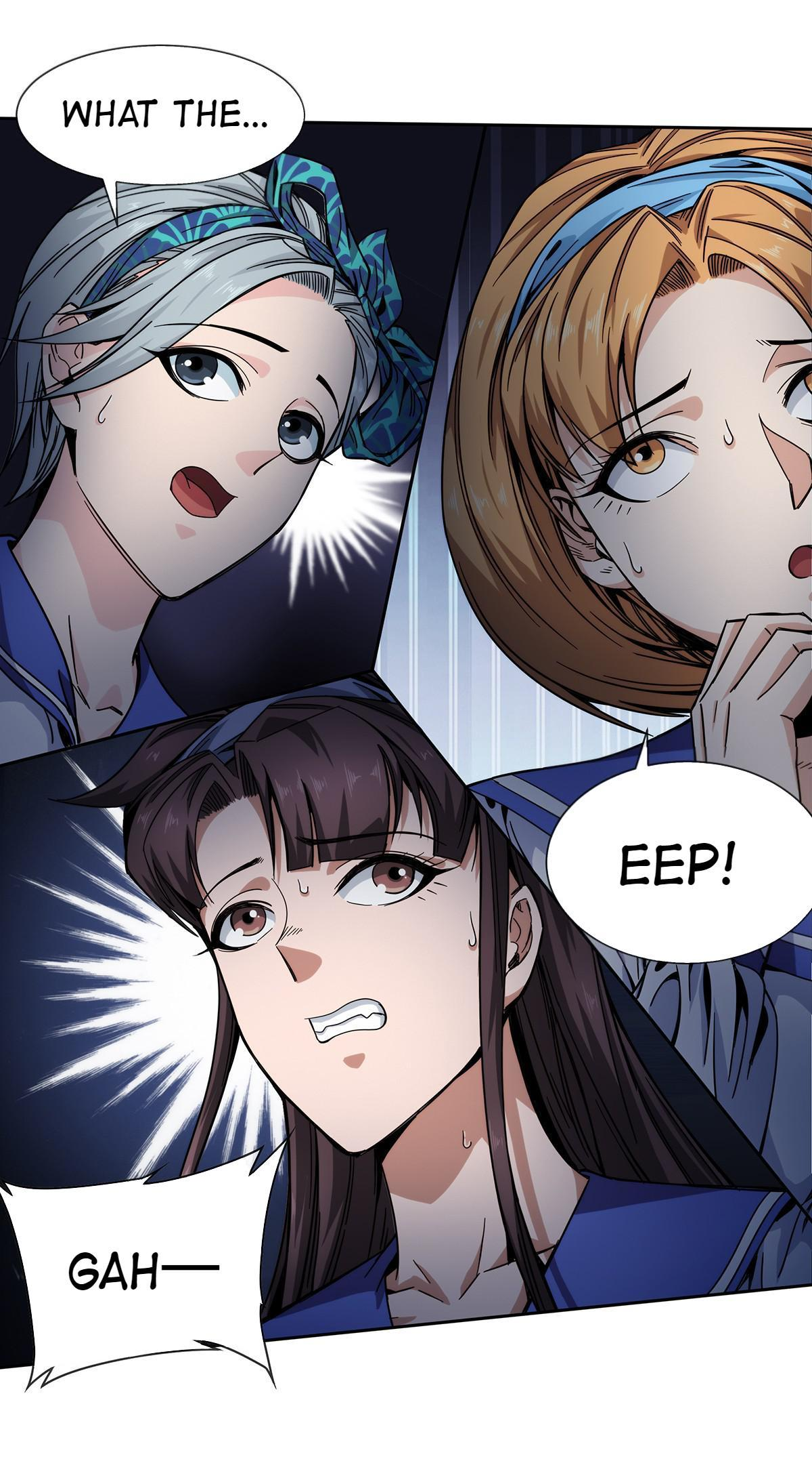 King Of The Night Market Chapter 35: Who Is The Enemy? page 15 - Mangakakalots.com