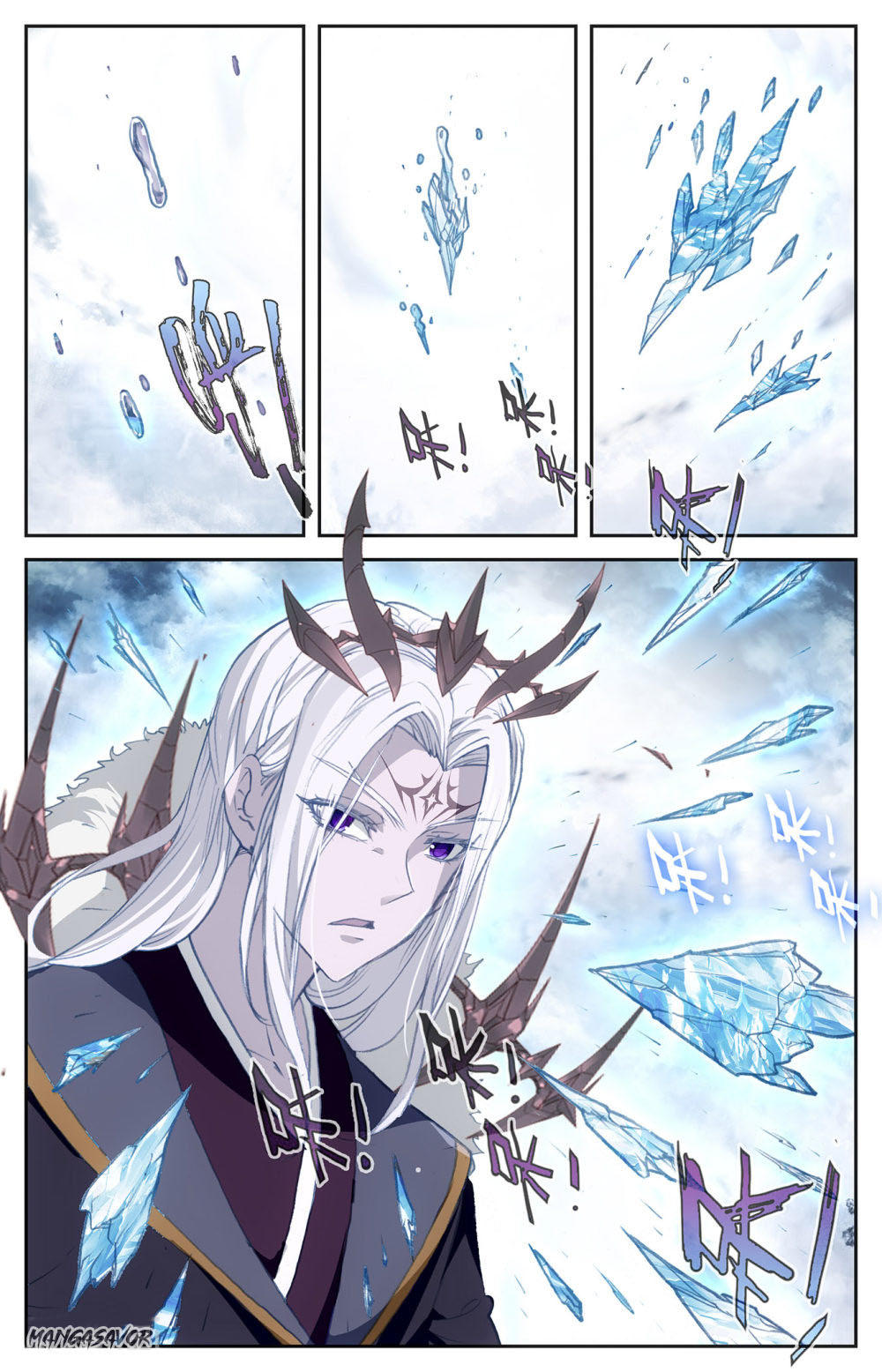 The Heaven's List Chapter 76: Mystery Of Birth page 3 - Mangakakalots.com