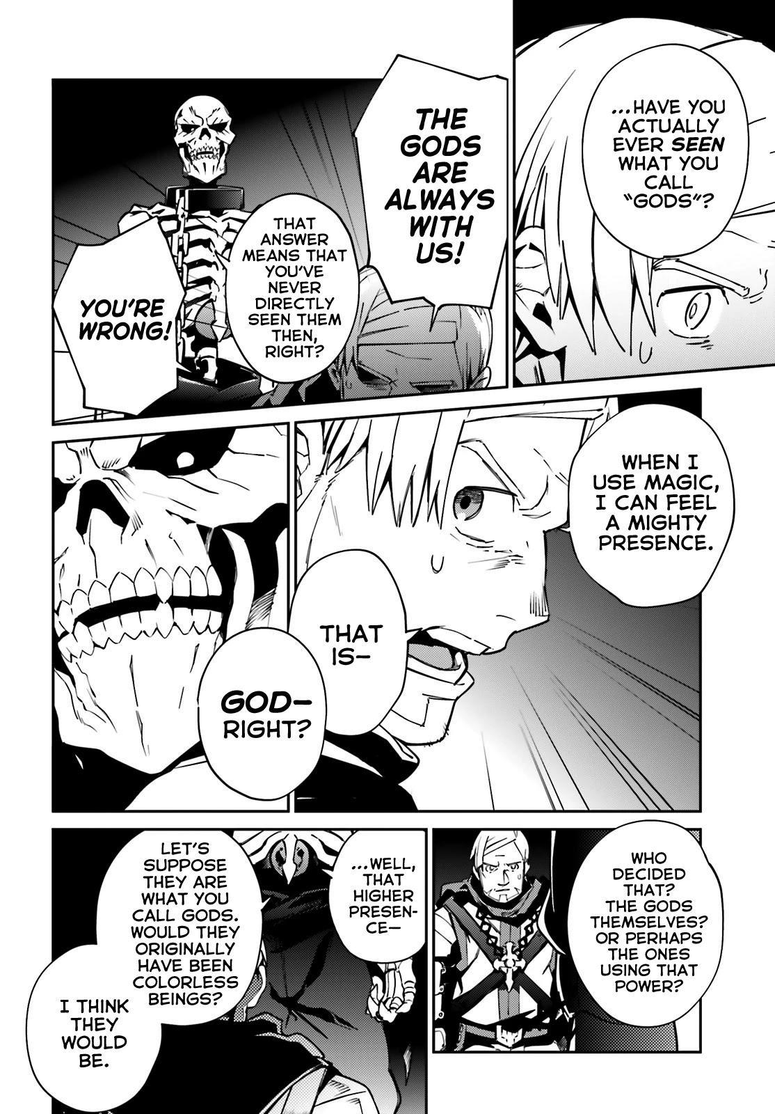Overlord Chapter 66 page 6 - Mangakakalots.com