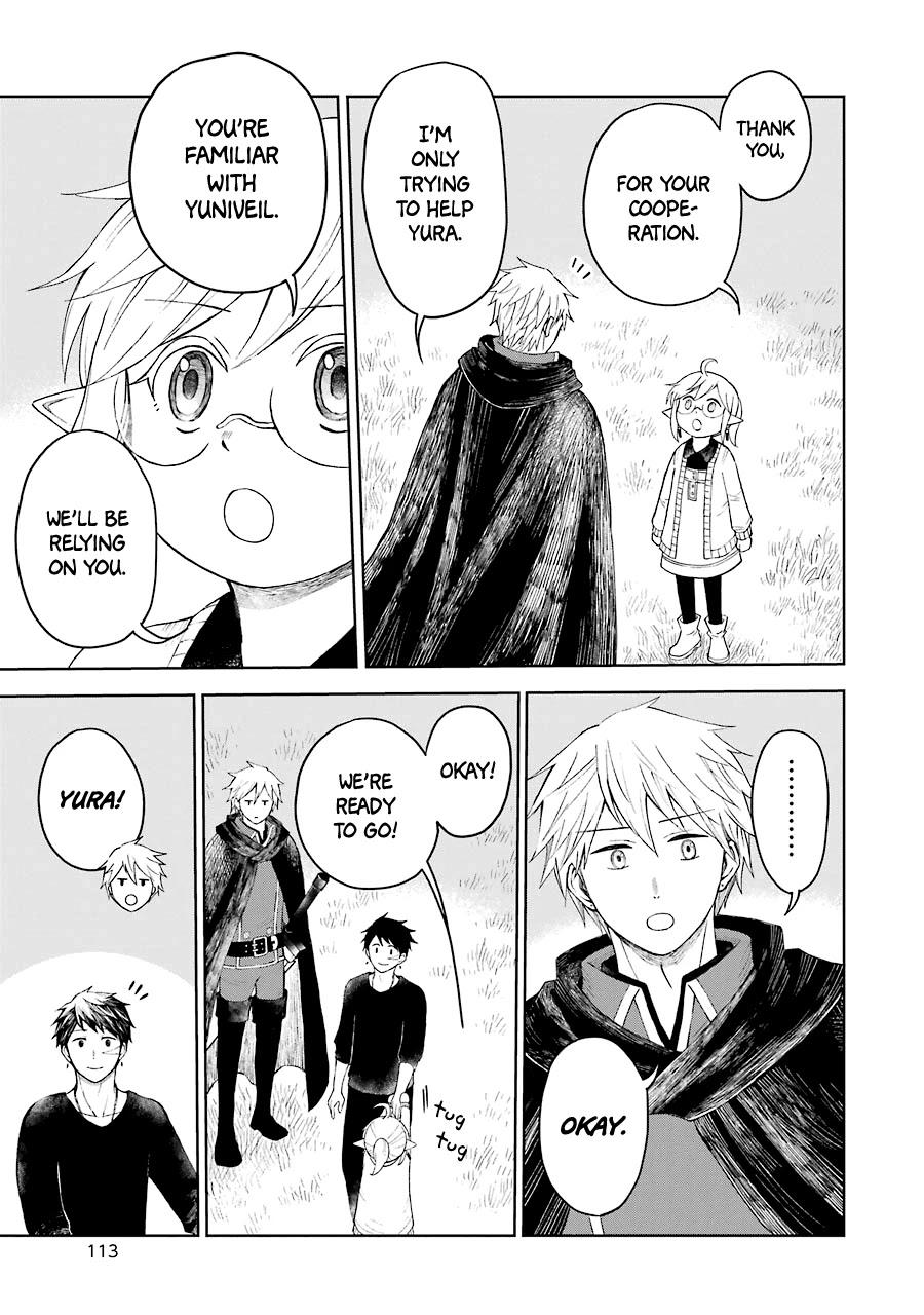 The Elf And The Hunter's Item Atelier Chapter 22 page 24 - Mangakakalots.com
