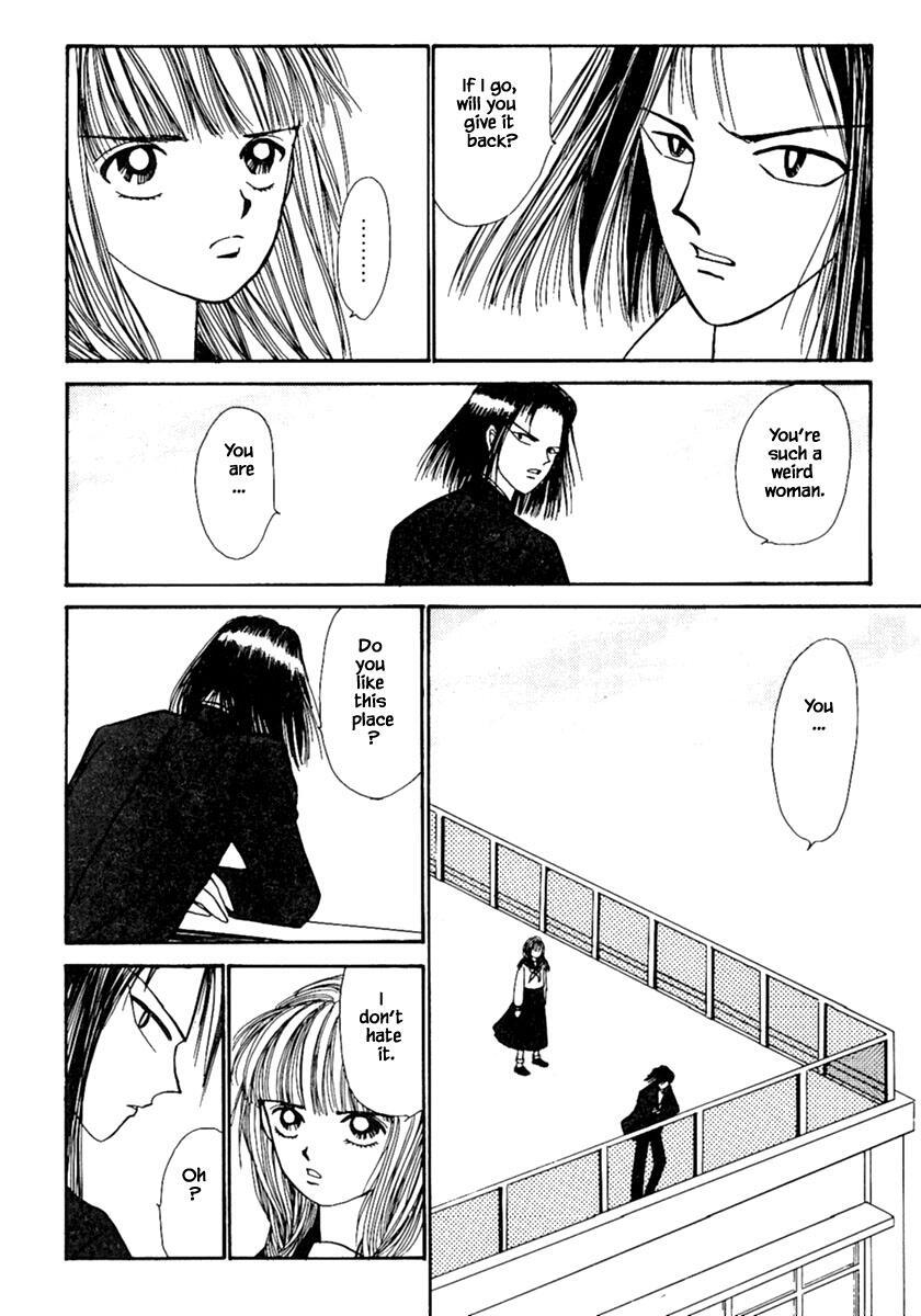 Shi To Kanojo To Boku Chapter 8.2 page 7 - Mangakakalots.com