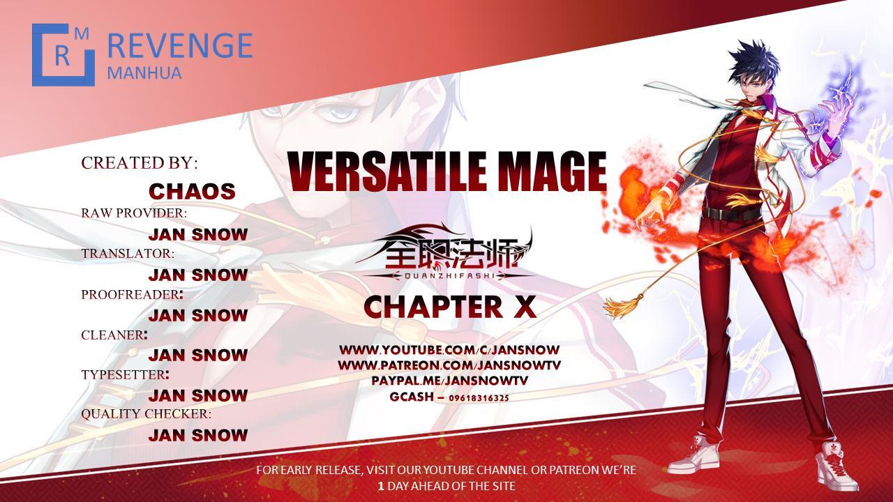 Versatile Mage Chapter 652 page 1 - Mangakakalots.com