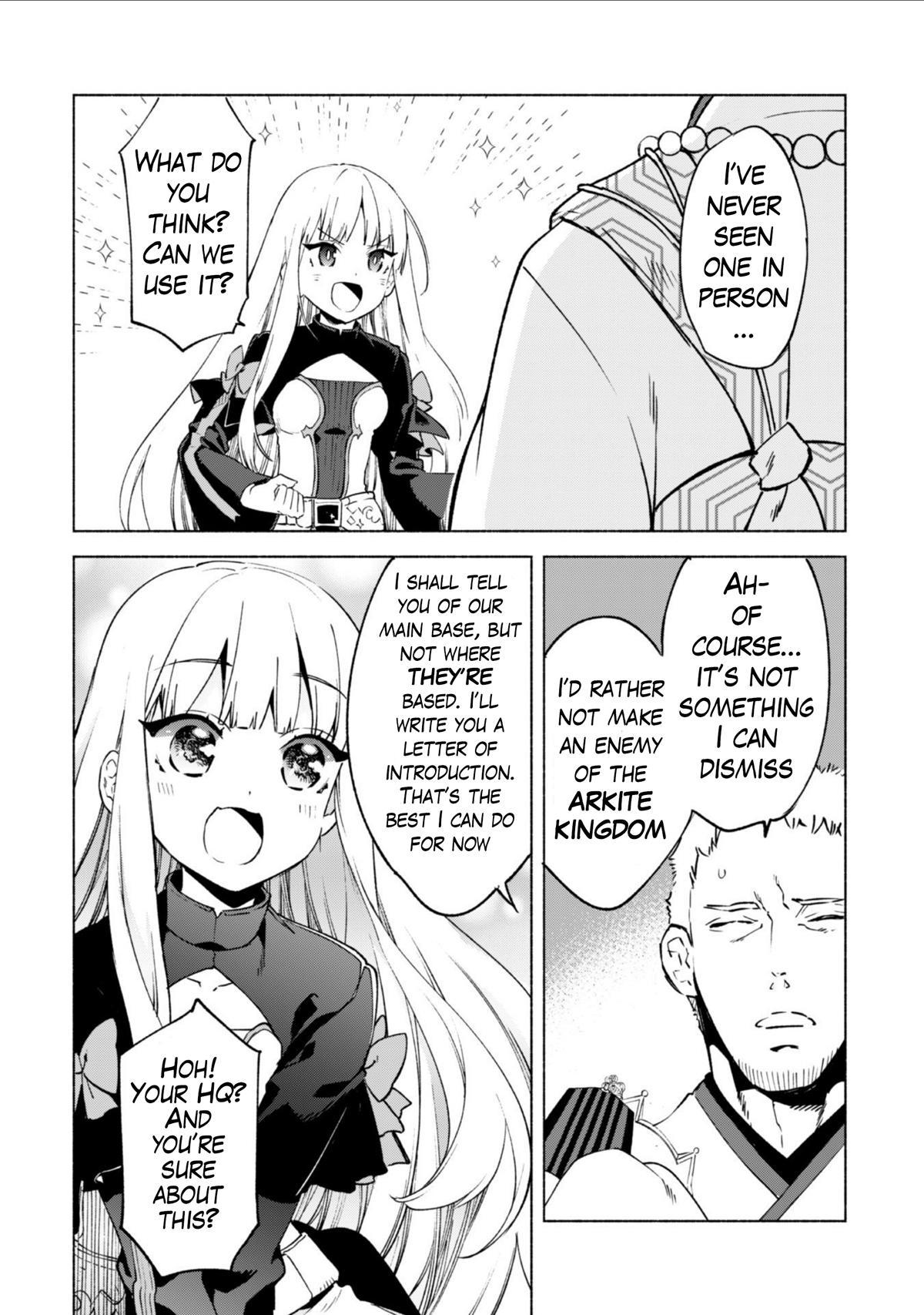 Kenja No Deshi Wo Nanoru Kenja Chapter 44 page 4 - Mangakakalots.com