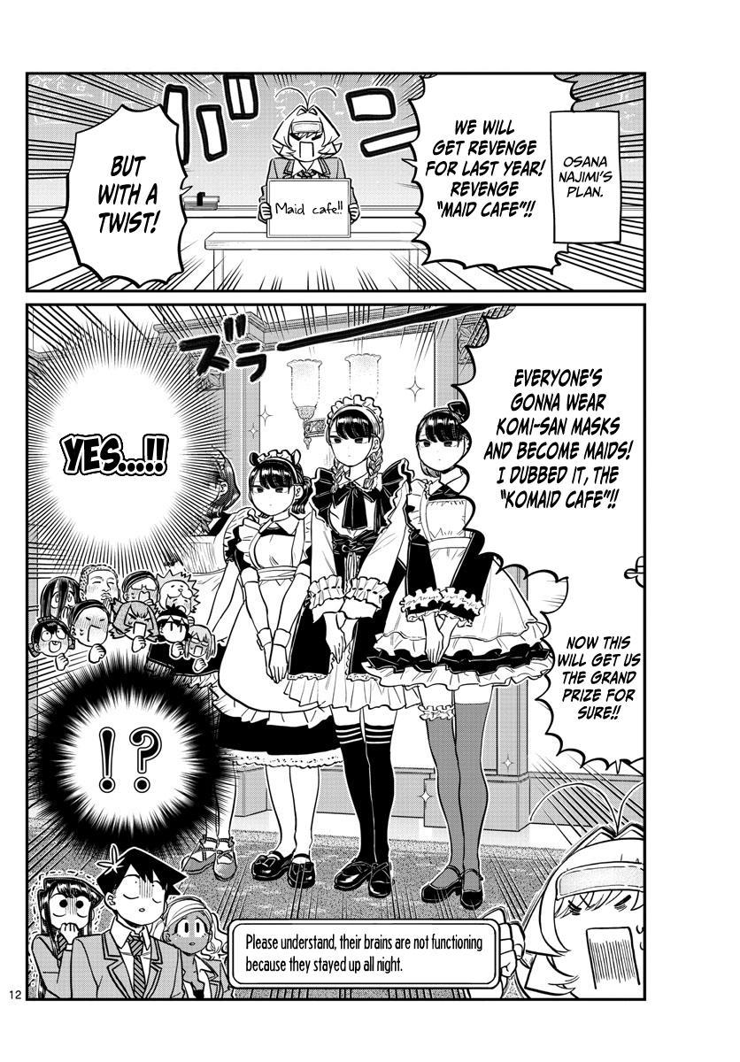 Komi-San Wa Komyushou Desu Chapter 220: Winter Clothes 2 page 4 - Mangakakalot