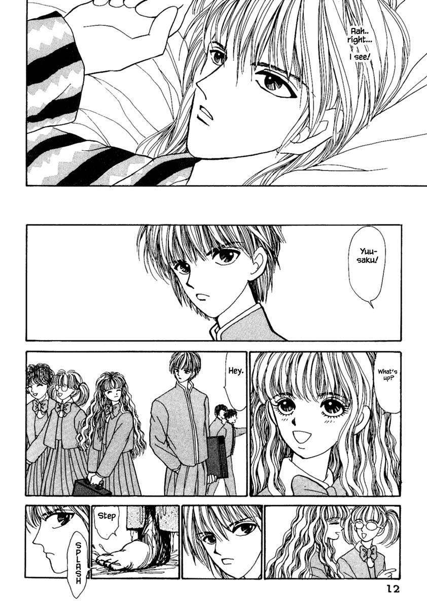 Shi To Kanojo To Boku Chapter 10.1 page 14 - Mangakakalots.com