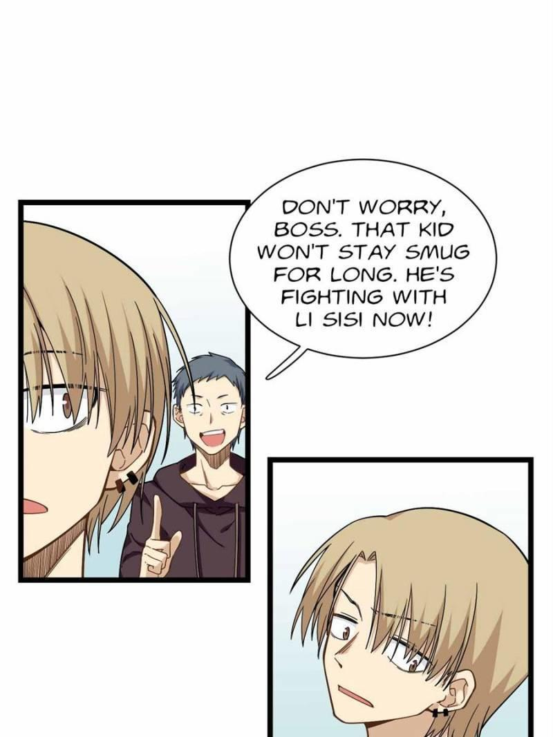 My Mobster Girlfriend Chapter 139 page 35 - Mangakakalot