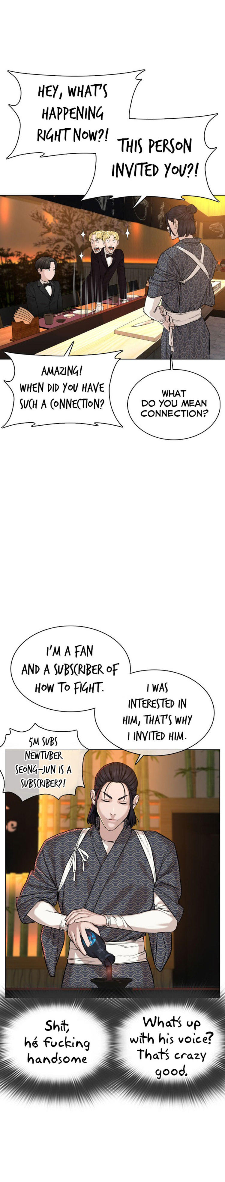 How To Fight Chapter 35: Do You Wanna Die, Hobin? page 26 - Mangakakalots.com