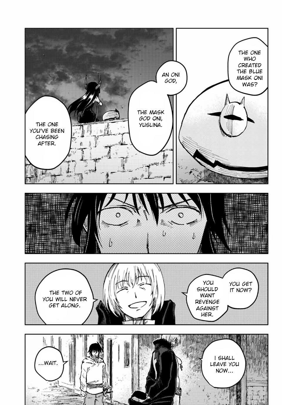 Peach Boy Riverside Chapter 43.2: Hawthorn And Oni God page 9 - Mangakakalots.com