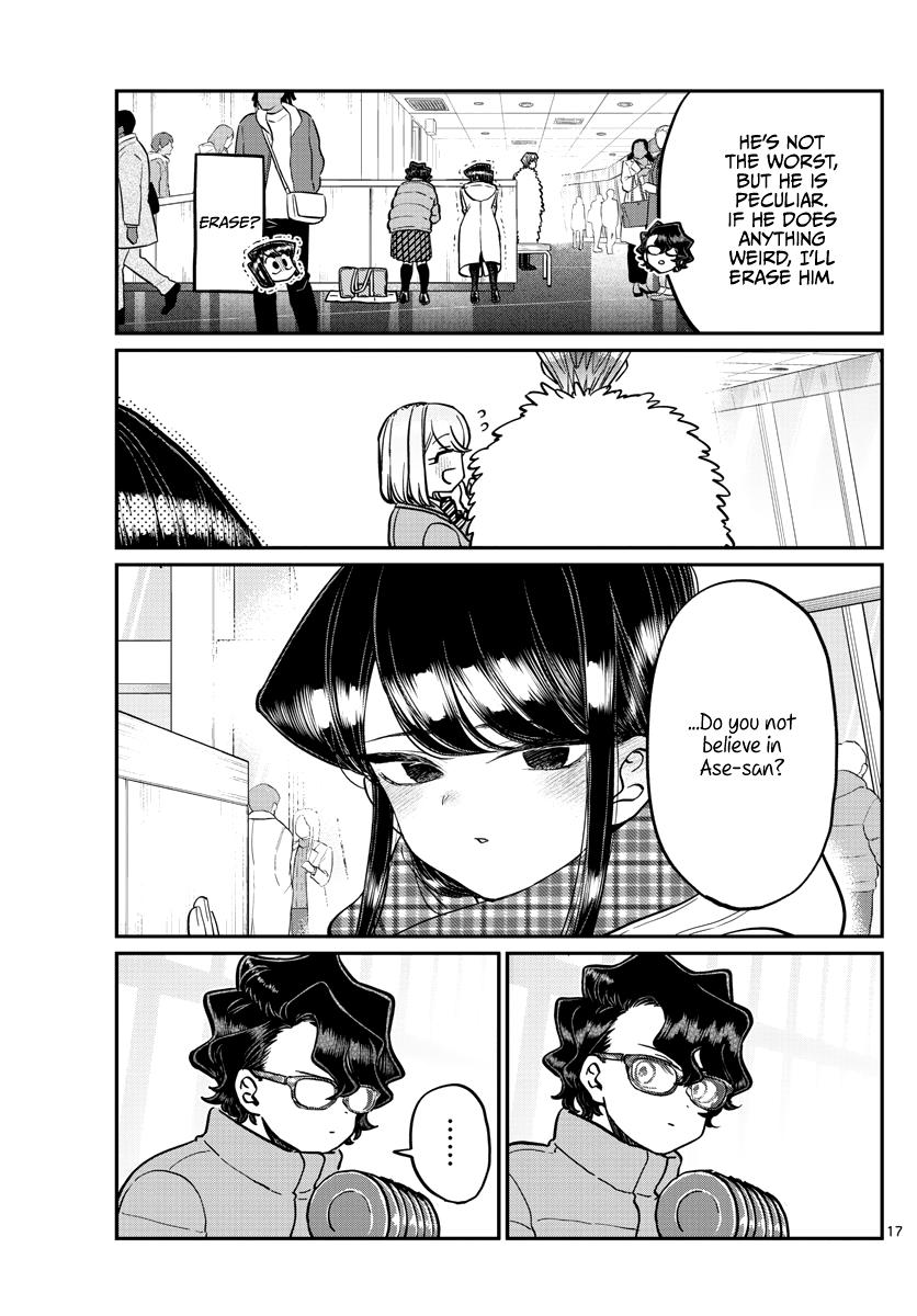 Komi-San Wa Komyushou Desu Chapter 291: Isagi-San And Me page 5 - Mangakakalot